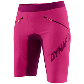Dynafit Ride Light Dynastretch Shorts Women flamingo